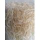 Truciolo di legno per cesti natalizi o imballaggio - Pressa da 2,5 kg