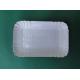 Vassoi in cartone plastificato n. 2 - Pacco da 200 pezzi.