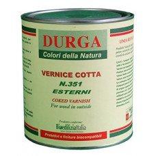 DURGA Vernice Cotta 351 - Confezione da 0,75 litri