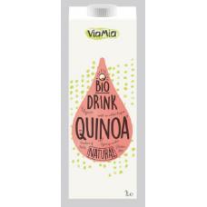 Viamia Bevanda biologica a base di QUINOA e RISO italiano - tetrabrik da un litro