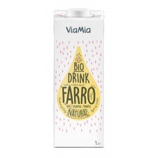 Viamia Bevanda biologica a base di FARRO - tetrabrik da un litro