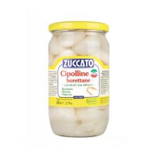 Zuccato cipolline borettane aceto - vaso vetro da ml 720