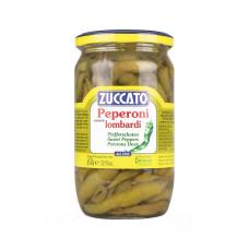 Zuccato peperoni lombardi aceto - vaso vetro da ml 720