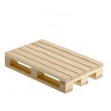 Bancalino (pallet) in legno abete da cm 40 x 15 x 3,5