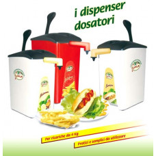 Dispenser per Bag in box da 4 kg