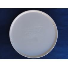 Piatti pizza biodegradabili e compostabili in cellulosa ricavata da canna da zucchero da cm 32 pz.50