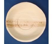 Piatti in foglia di palma da cm 22 pz. 25
