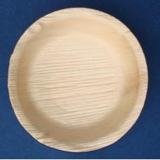 Piatti in foglia di palma cm 12 pz. 25